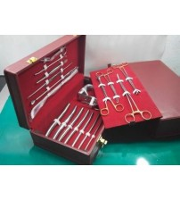 GYNE D & C SET GOLD - IN CASE - 20 PCS